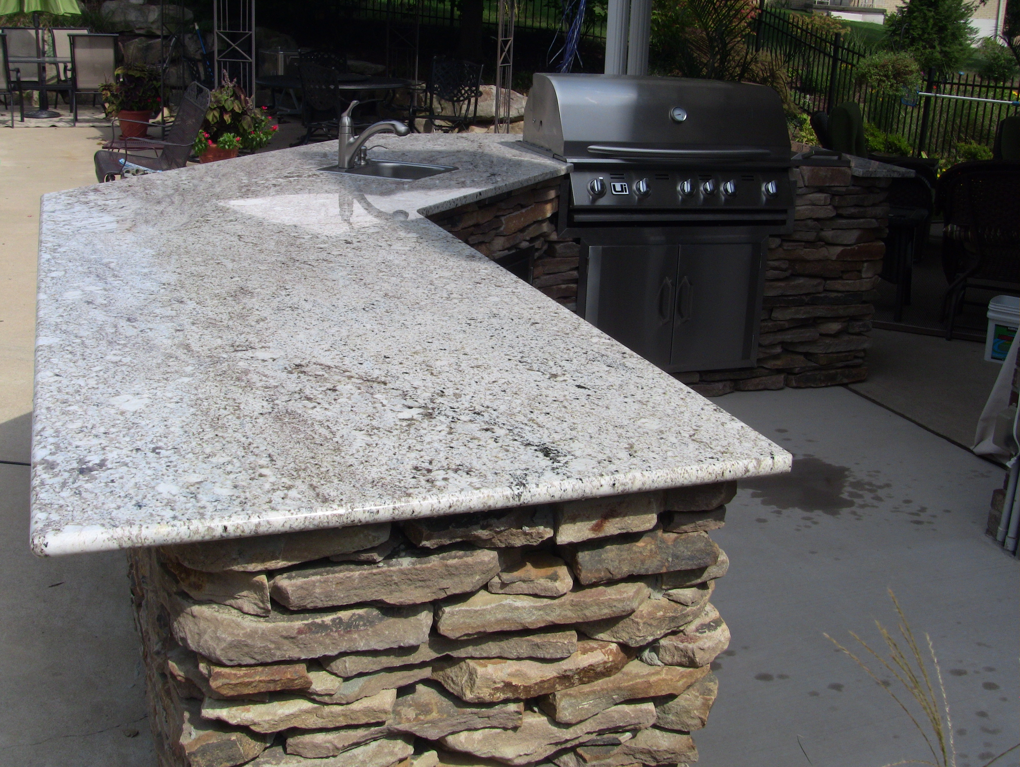 Arctic White Granite Countertop Arctic White Granite