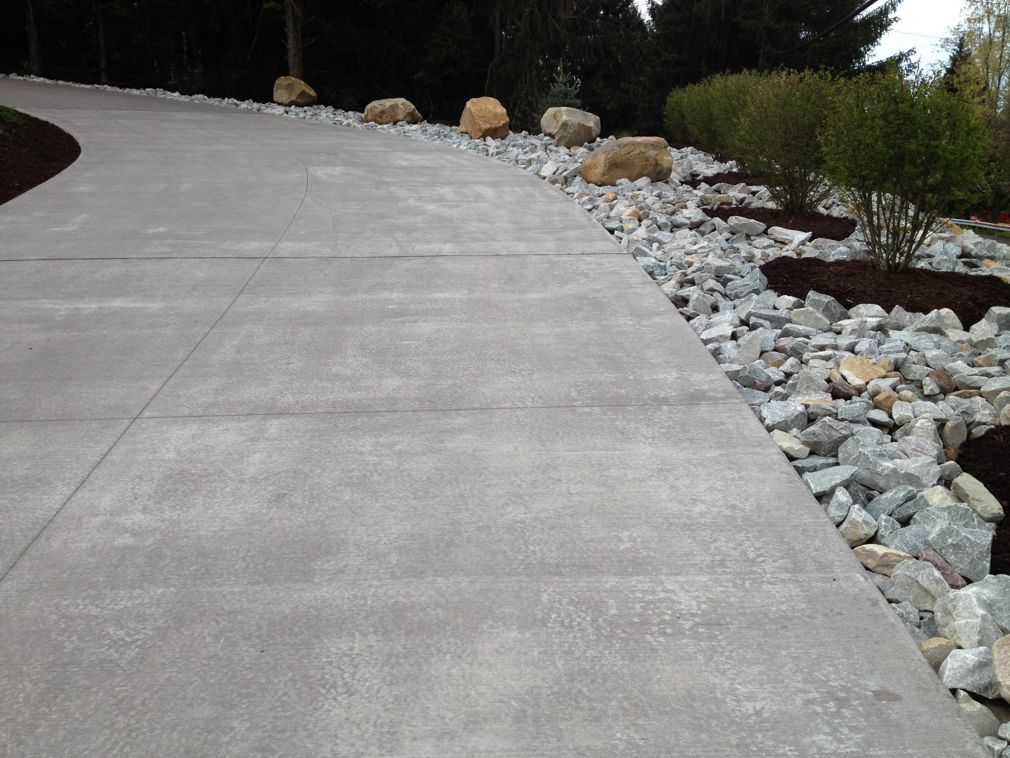 Landscape Edging Pittsburgh : Zeke s outdoor services pittsburgh concrete hardscape construction stone masonry and