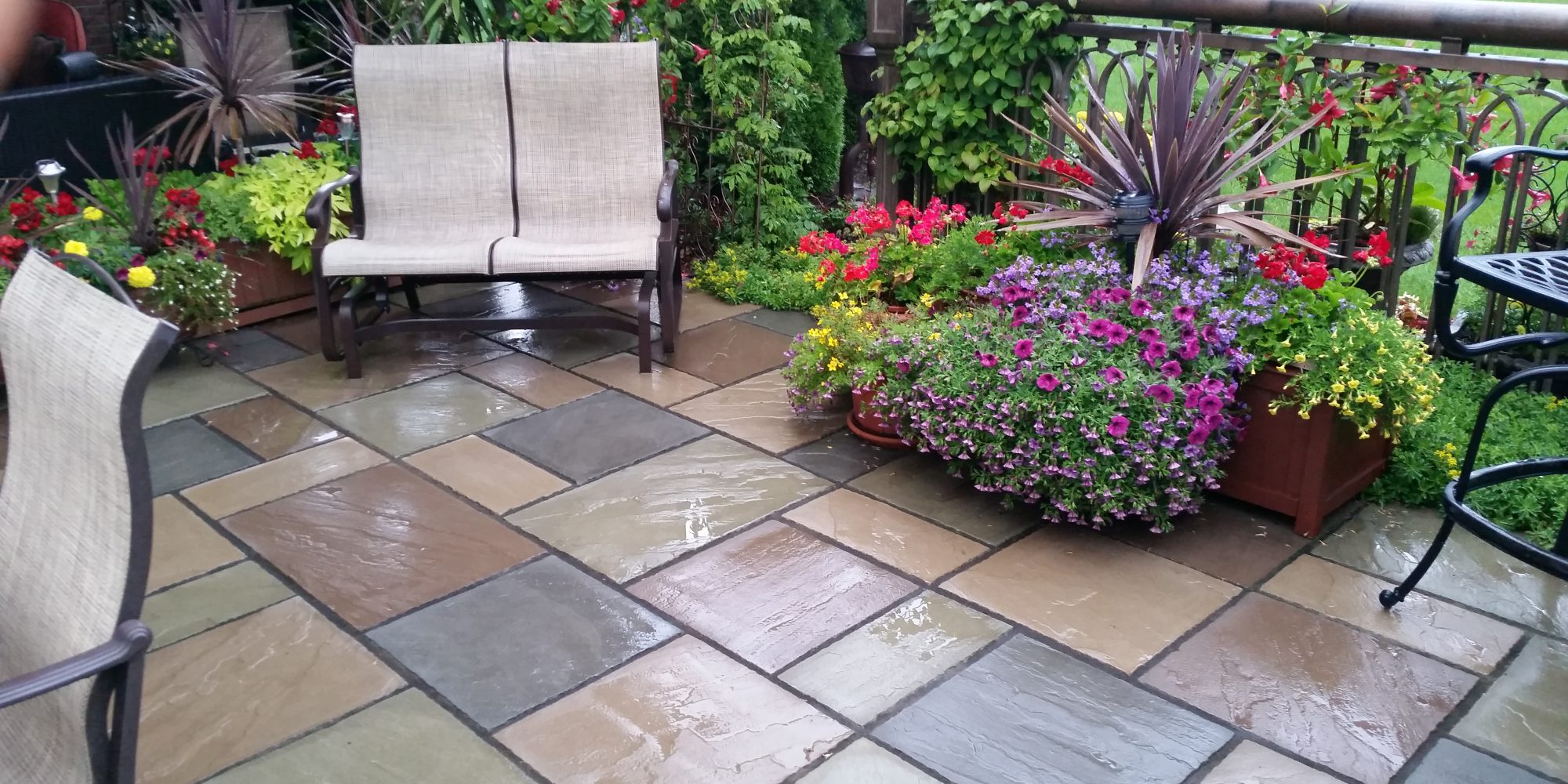 Concrete Paver Stones Zeke S Outdoor Serviceszeke